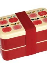 Rex London Bento Lunchbox XL - Vintage Apple