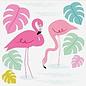 Rex London Rugzak - Flamingo Bay