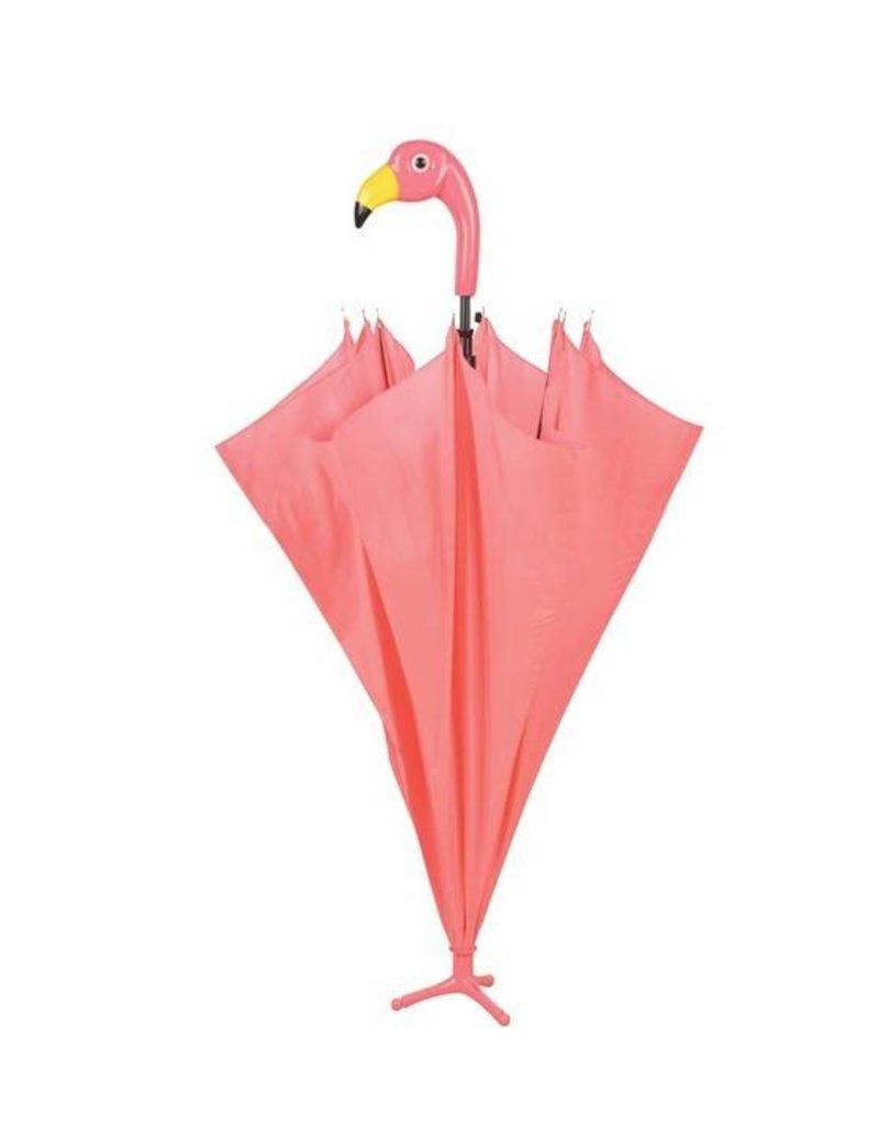Esschert Design Paraplu - Flamingo