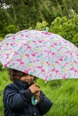 Rex London Paraplu - Flamingo Bay