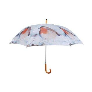 Esschert Design Paraplu - Roodborstje