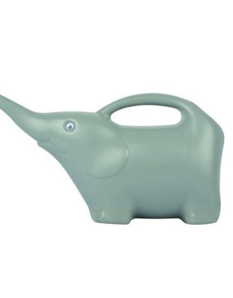 Esschert Design Gieter - Olifant - grijs