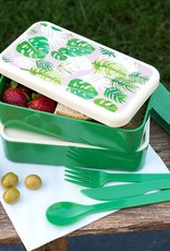 Rex London Bento Lunchbox XL - Tropical Palm