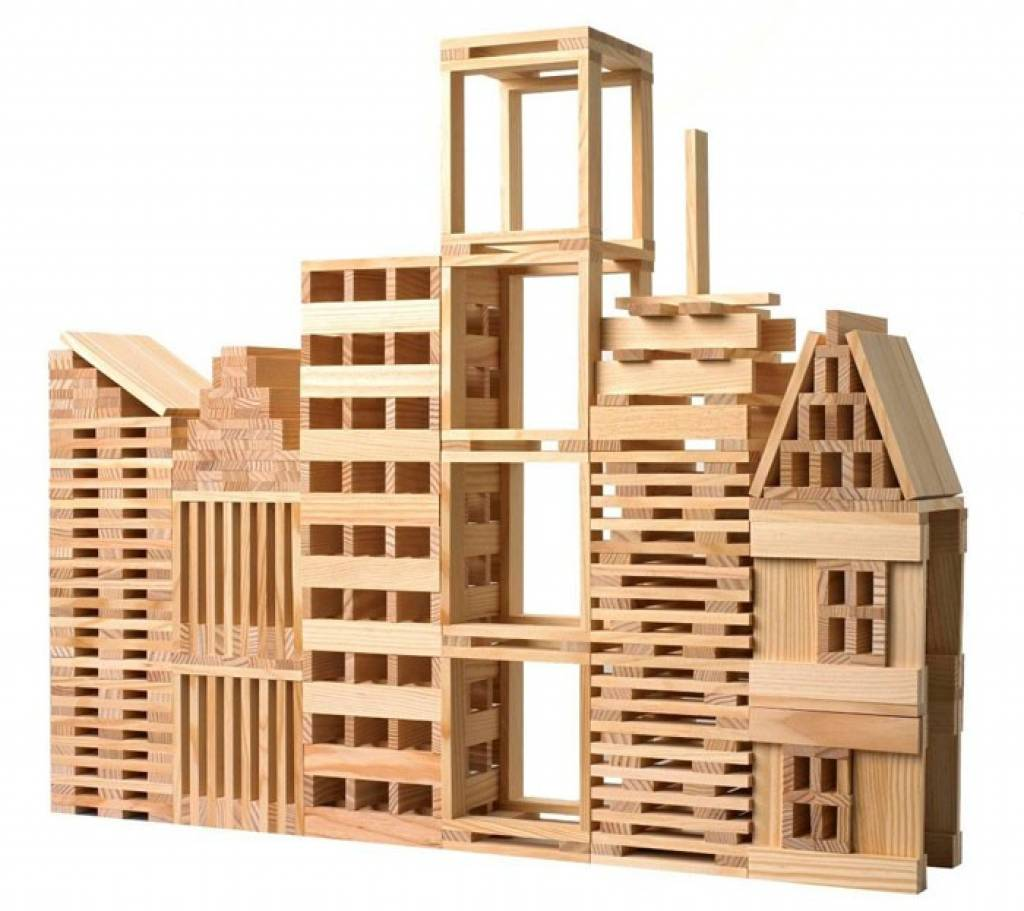 Kappla auskenner for Model house building materials