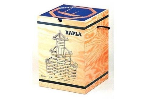Holzbausteine Kapla