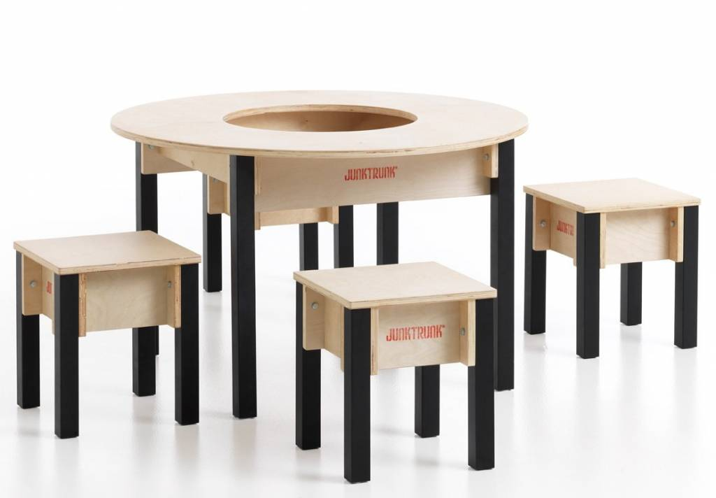 kindertisch rund spieltischshop. Black Bedroom Furniture Sets. Home Design Ideas