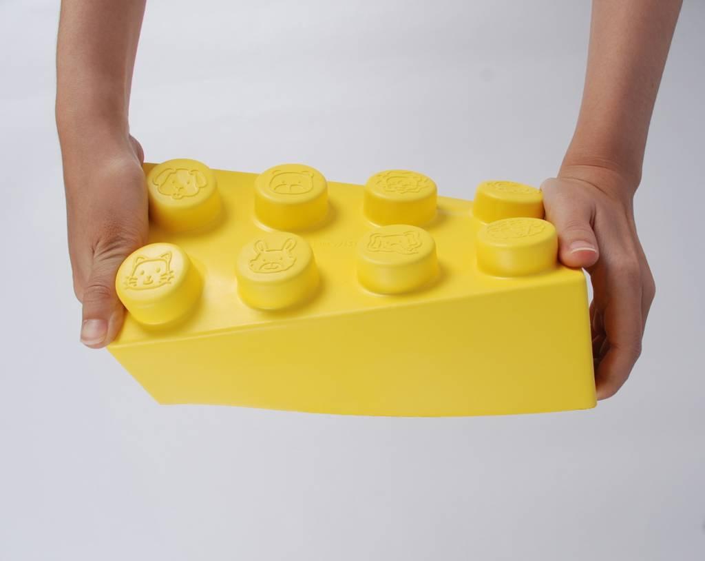 maxi bausteine aus schaumstoff - maxibausteine modell lego