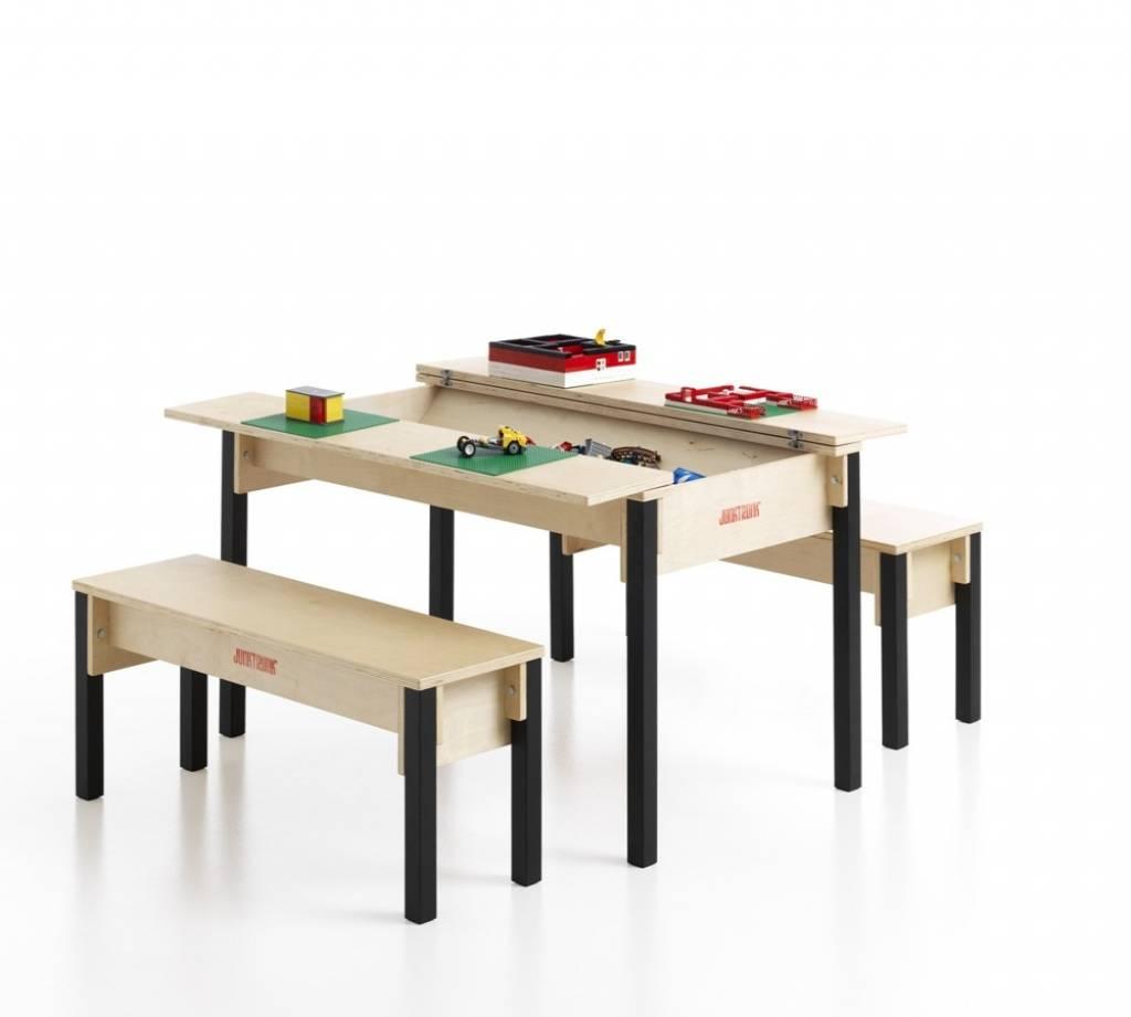 Kinderspieltisch Holz - Spieltischshop