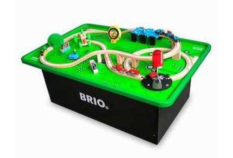 Brio Eisenbahn Spieltisch