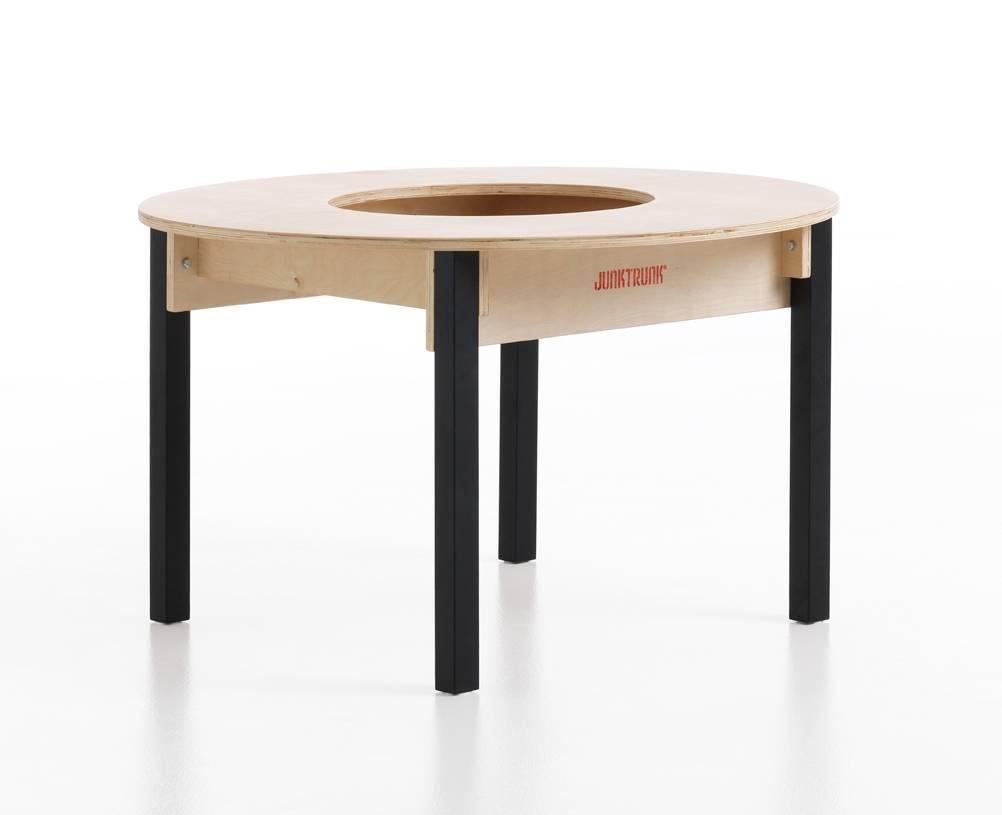 Runder Kindertisch - Spieltischshop