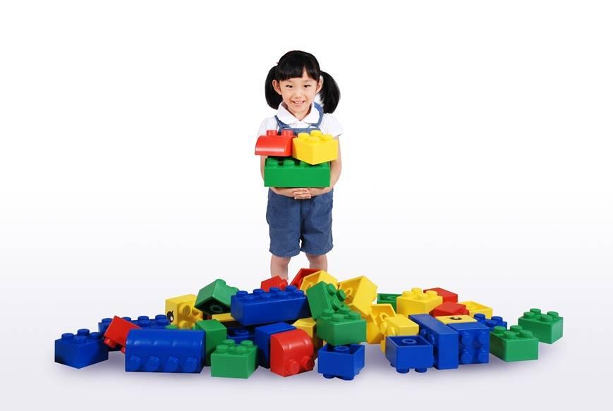 Kindergarten Bausteine für Kita und Vorschule