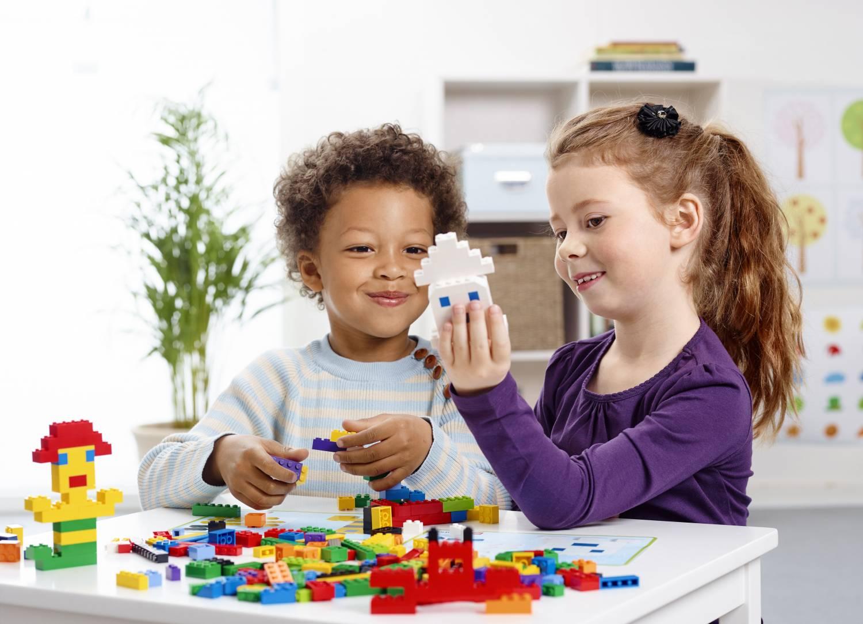 Bauecke Kindergarten und Kita gestalten