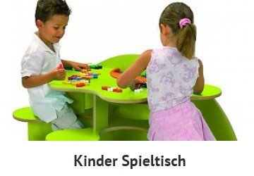 kinderspieltisch spieltisch f r kinder in spielecke und. Black Bedroom Furniture Sets. Home Design Ideas