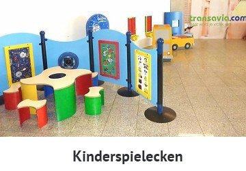 Kinderspieltisch - Spieltisch für Kinder in Spielecke und