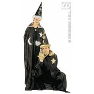 Halloweenkleding: Tovenaarsset