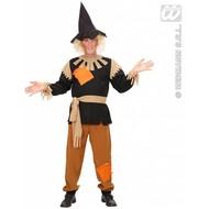 Halloweenkleding: Vogelverschrikker