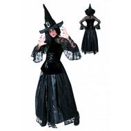 Halloweenkostuum: Heks Christine