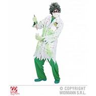 Halloweenkostuum dr. toxic jas