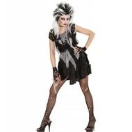 Halloweenkostuum punk zombie