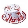 Halloweenaccessoires bloederige hoge hoed