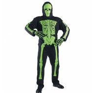 Halloweenkleding: Skeletar