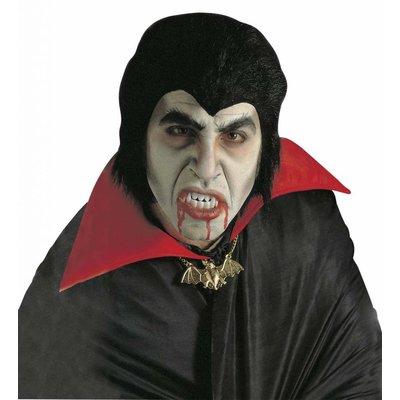Dracula opmaaksetjes voor Halloween