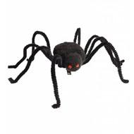 Halloweenaccessoires haarclip spinnen