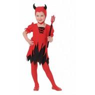 Halloweenkleding: Duivelinnetje