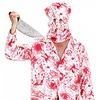 Halloweenaccessoires bloedig horror masker