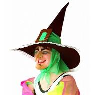 Halloweenaccessoires heksenneus