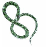 Halloweenartikelen opblaasbare slang