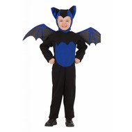 Halloween: Vleermuispakje