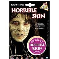 Halloween make-up: Make-up verschrikkelijke huid
