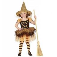 Halloweenkleding ballerina heks
