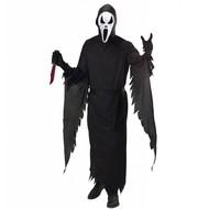 Halloweenkleding screaming ghost