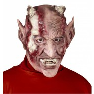 Halloweenaccessoires duivelmasker