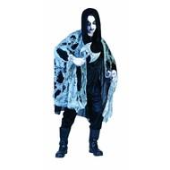 Halloweenkleding: Geesten-cape