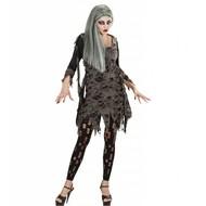 Halloweenkostuum levende dode
