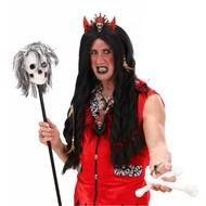 Halloweenaccessoires voodoo broche