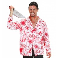 Halloweenkleding psycho shirt