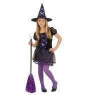 Halloweenkleding heks lintjes