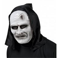 Halloweenaccessoires pvc mummy masker met kap