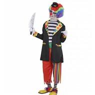 Halloweenkleding kwaadaardige clown