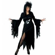 Halloweenkleding Elvira