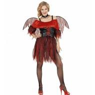 Halloweenkleding: Barok duivelin