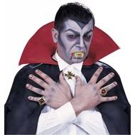 Halloweenaccessoires:Dracula-tanden