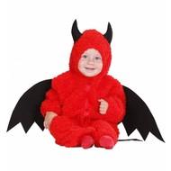 Halloweenkleding duiveltje