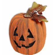 Halloweenaccessoires realistische pompoen 26 cm