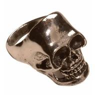 Halloweenaccessoires: Luxe schedelring