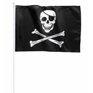 Halloweenartikelen piratenvlag